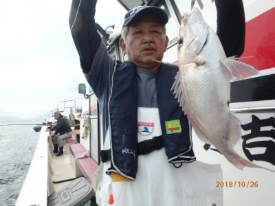 秀吉丸の2018年10月26日(金)3枚目の写真