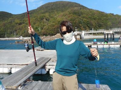 由良海つり公園&釣堀ランドの2018年10月27日(土)1枚目の写真