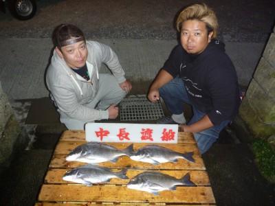 中長渡船の2018年10月28日(日)2枚目の写真