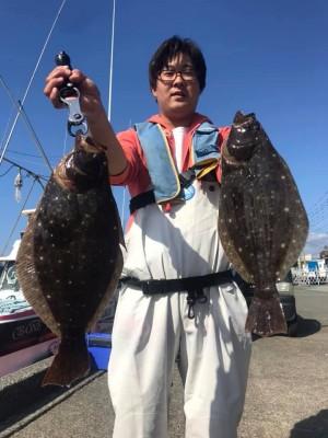 第八幸松丸の2018年10月28日(日)2枚目の写真