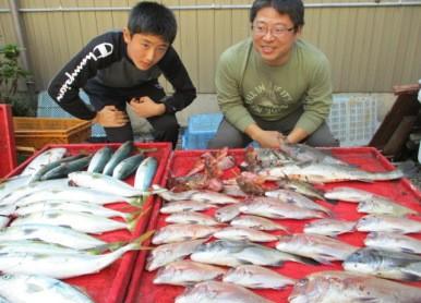 奥村釣船の2018年10月27日(土)2枚目の写真