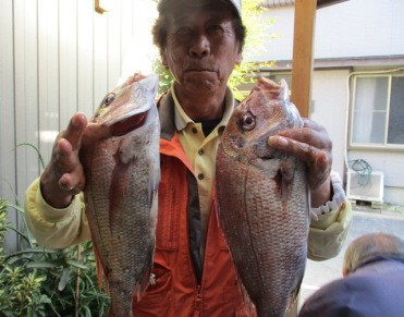 奥村釣船の2018年10月28日(日)1枚目の写真