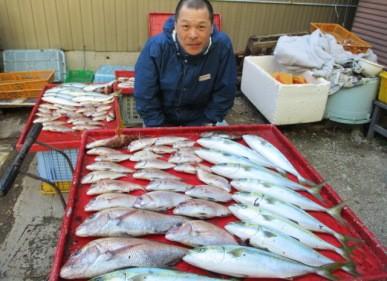 奥村釣船の2018年10月28日(日)2枚目の写真