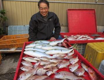 奥村釣船の2018年10月28日(日)3枚目の写真