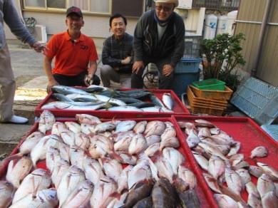 奥村釣船の2018年10月28日(日)4枚目の写真
