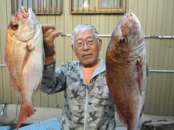 奥村釣船の2018年10月29日(月)1枚目の写真