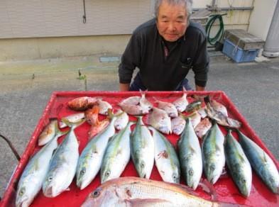 奥村釣船の2018年10月29日(月)2枚目の写真