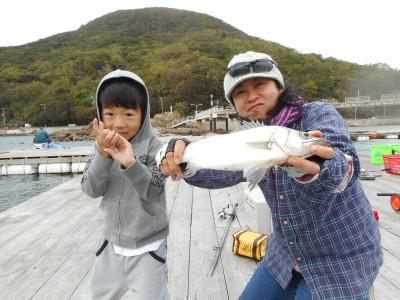 由良海つり公園&釣堀ランドの2018年10月31日(水)2枚目の写真