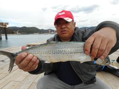 由良海つり公園&釣堀ランドの2018年10月31日(水)3枚目の写真