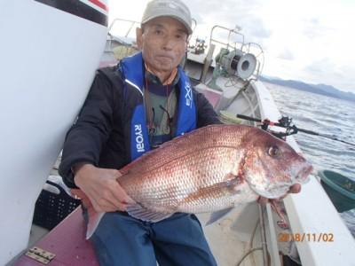 秀吉丸の2018年11月2日(金)1枚目の写真