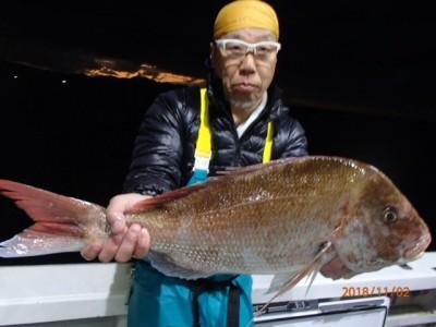 秀吉丸の2018年11月2日(金)3枚目の写真