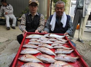 奥村釣船の2018年10月30日(火)2枚目の写真