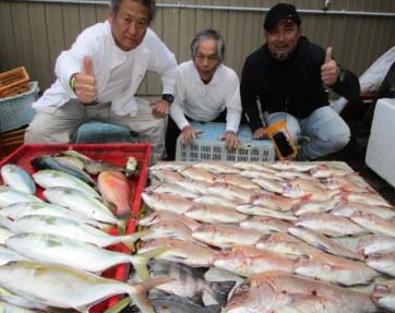 奥村釣船の2018年10月30日(火)3枚目の写真