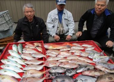 奥村釣船の2018年10月31日(水)1枚目の写真