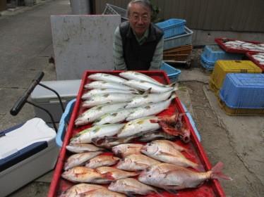 奥村釣船の2018年10月31日(水)2枚目の写真