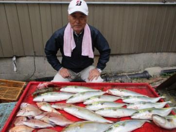 奥村釣船の2018年10月31日(水)3枚目の写真