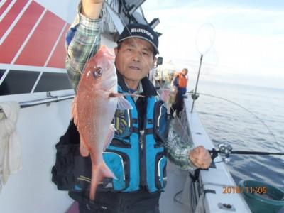 秀吉丸の2018年11月5日(月)2枚目の写真