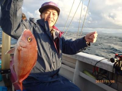 秀吉丸の2018年11月6日(火)3枚目の写真