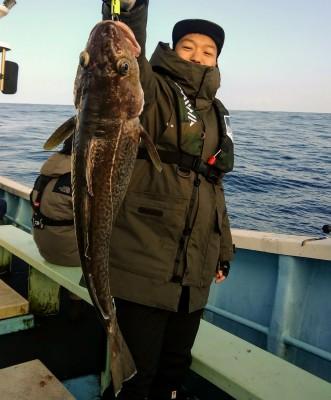 佐々木釣具店 平進丸の2018年11月8日(木)2枚目の写真