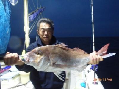 秀吉丸の2018年11月8日(木)2枚目の写真