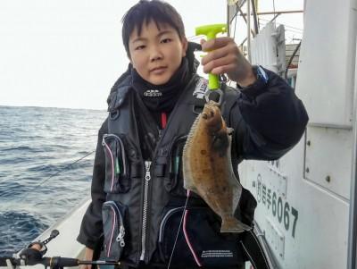 佐々木釣具店 平進丸の2018年11月11日(日)1枚目の写真