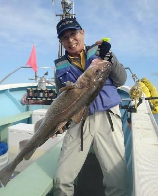 佐々木釣具店 平進丸の2018年11月12日(月)1枚目の写真