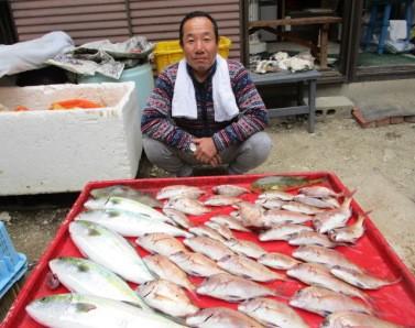 奥村釣船の2018年11月12日(月)3枚目の写真