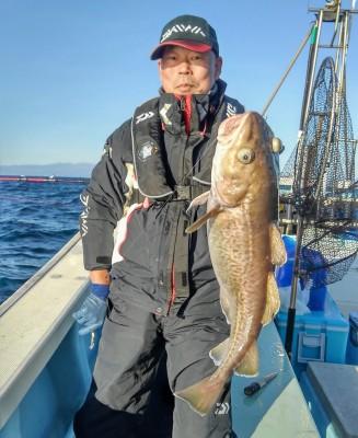 佐々木釣具店 平進丸の2018年11月16日(金)1枚目の写真
