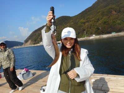 由良海つり公園&釣堀ランドの2018年11月17日(土)1枚目の写真