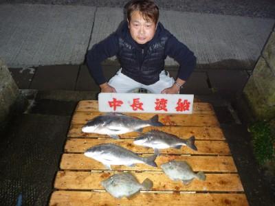 中長渡船の2018年11月18日(日)1枚目の写真
