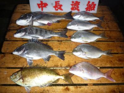 中長渡船の2018年11月18日(日)2枚目の写真