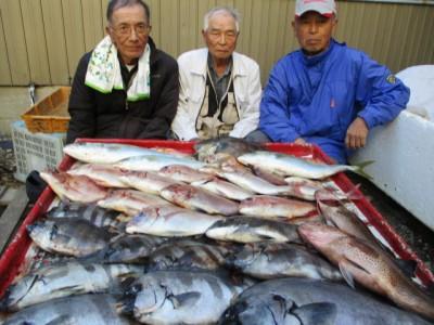 奥村釣船の2018年11月15日(木)3枚目の写真