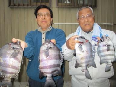 奥村釣船の2018年11月16日(金)1枚目の写真