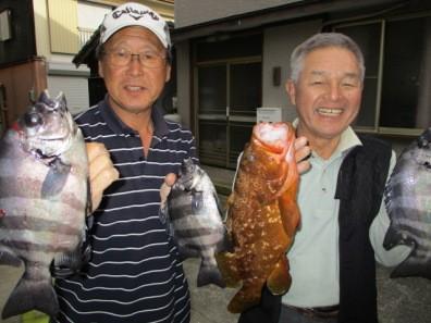 奥村釣船の2018年11月16日(金)2枚目の写真