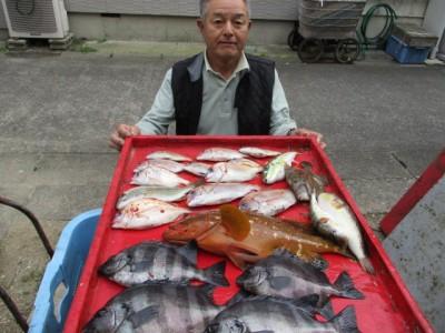 奥村釣船の2018年11月16日(金)3枚目の写真