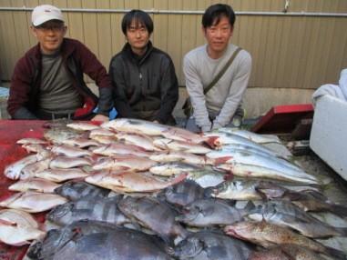 奥村釣船の2018年11月17日(土)1枚目の写真