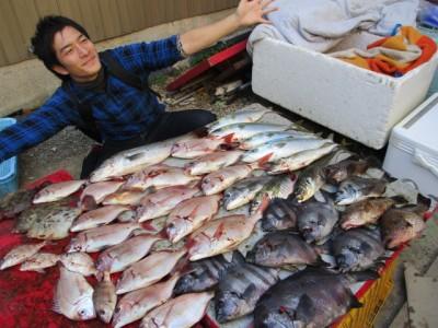 奥村釣船の2018年11月17日(土)2枚目の写真