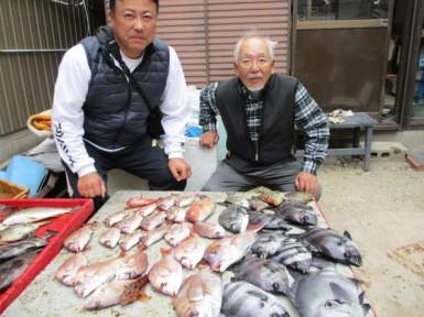 奥村釣船の2018年11月18日(日)1枚目の写真