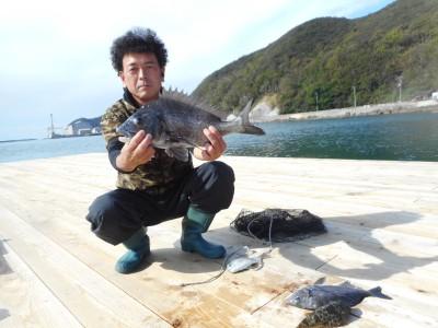 由良海つり公園&釣堀ランドの2018年11月21日(水)1枚目の写真