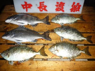中長渡船の2018年11月21日(水)3枚目の写真
