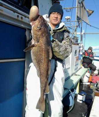 佐々木釣具店 平進丸の2018年11月24日(土)1枚目の写真