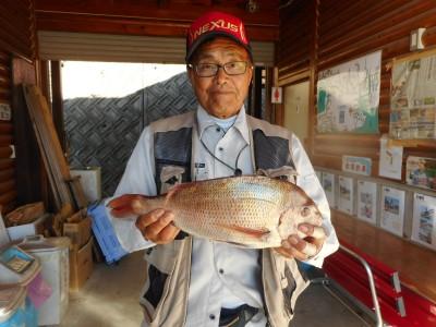 由良海つり公園&釣堀ランドの2018年11月24日(土)2枚目の写真