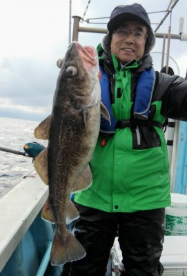 佐々木釣具店 平進丸の2018年11月22日(木)1枚目の写真