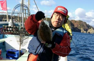 佐々木釣具店 平進丸の2018年11月23日(金)2枚目の写真