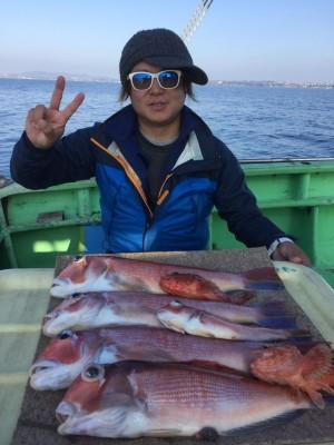 愛正丸の2018年11月28日(水)3枚目の写真