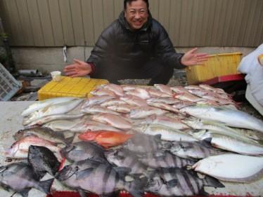 奥村釣船の2018年11月25日(日)2枚目の写真