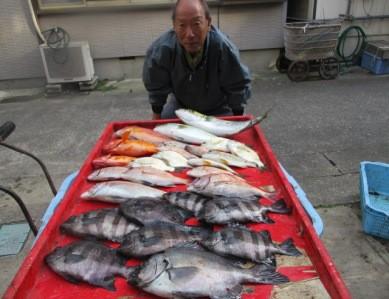 奥村釣船の2018年11月25日(日)3枚目の写真