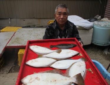 奥村釣船の2018年11月26日(月)3枚目の写真