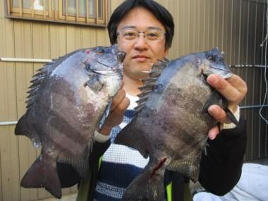奥村釣船の2018年11月27日(火)1枚目の写真