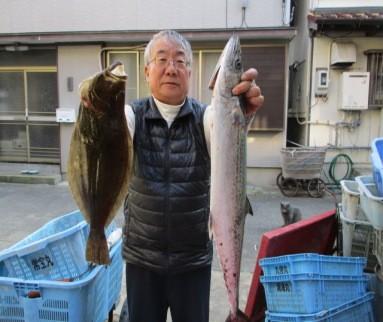 奥村釣船の2018年11月27日(火)2枚目の写真